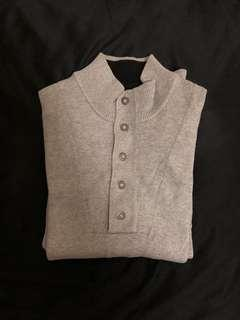 Grey G2000 sweater