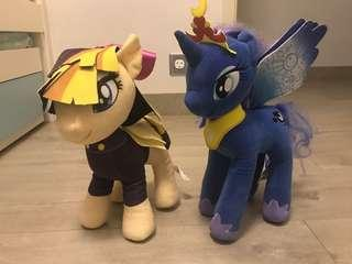 My Little Pony stuffed toys