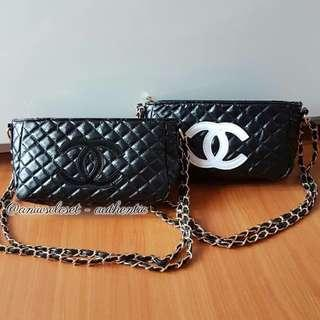 Chanel authentic quilted chain
