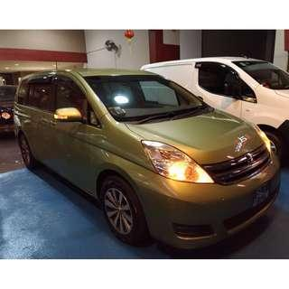 Toyota ISIS 1.8L WITH GOJEK REBATE - SPACIOUS! FULL SIZE BOOT! 7 SEATER JOBS! Grab/GOJEK Ready! VERY RARE ON THE ROAD! JUST LIKE A TOYOTA WISH BUT WITH FULL SIZE BOOT!