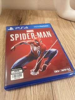 PS4 Spider-Man With DLC