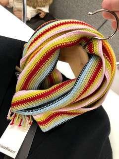 Colorful 頸巾