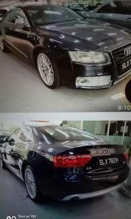 Audi A5 3.2L