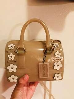 Used once bought in rome Furla Candy crossbody Bag