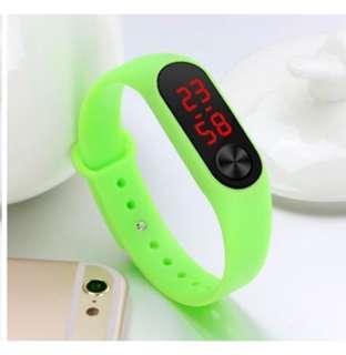 🚚 LED 運動手錶  可換物