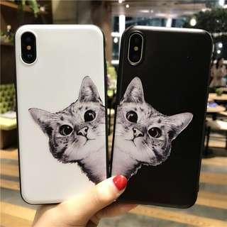Meow, me? iPhone Casing
