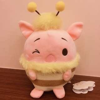 🚚 蜜蜂裝 小豬🐷 迪士尼 娃娃