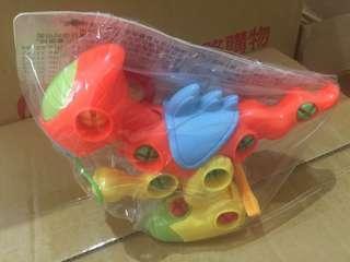 🚚 拆裝玩具2入