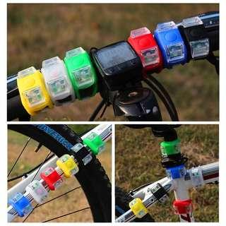 LED Frog Lights for Bicycles PAB PMD