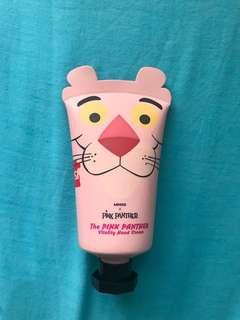 Miniso hand cream pink panther