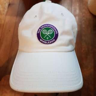 Wimbledon cap (official merchandise, brand new with tags)