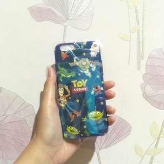 NEW Iphone 6/6s case toy story bluray
