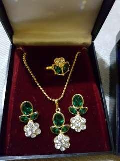 Hongkong Jewelry Set