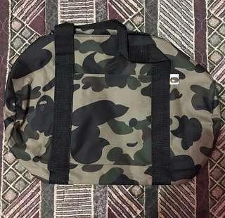 Duffle Bag Camouflage Bape Japan Appendix Magazine