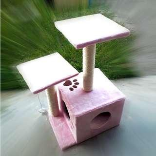 Cat Tree High Quality House (L Size)