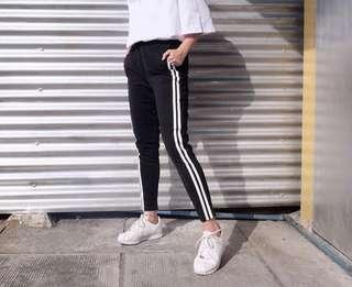 2-STRIPE TRACK PANTS
