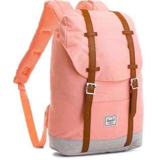 Repriced Brandnew Authentic Herschel Backpack