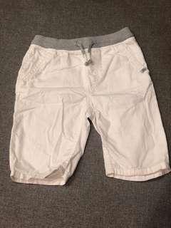 Zara boys 白短褲