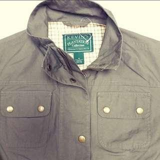 美國户外品牌 KEVIN'S PLANTATION 户外行山/遠足/釣魚女裝褸    KEVIN'S LADIES' TWILL PLANTATION JACKET (HIKING /FISHING/OUTDOOR/ TREKKING )