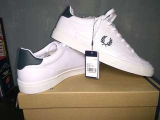 Fred Perry Deuce Leather shoes