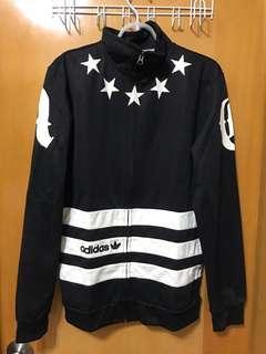 全新Adidas originals黑色外套