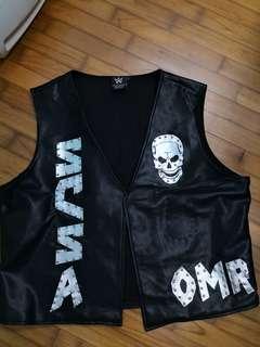 WWE Stone Cold Steven Austin Vest Jacket 3:16 SCSA