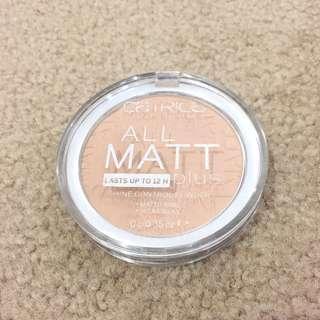 Catrice Matt Powder