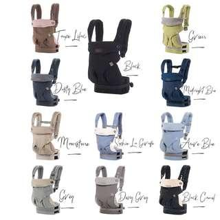 🚚 [Ready Stock] 360 All Position 360 Baby Carrier OEM