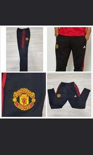 Manchester united track pants