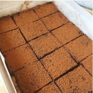 Nama Truffles (Available Dark Chocolate & Matcha flavors)