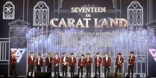 Seventeen in Caratland 2019