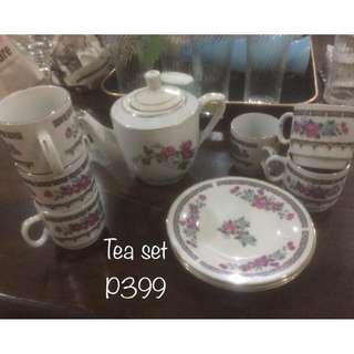 tea set made in japan good quality