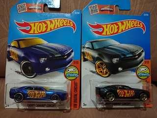 Hotwheels Chevy Camaro Concept
