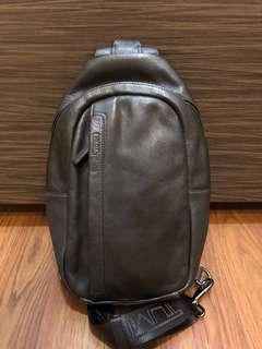Tumi Murano leather sling, SN 68618WLT