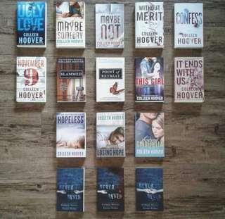 Colleen Hoover Ebook