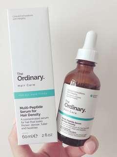 增髮密度多重性肽精華60ml The Ordinary