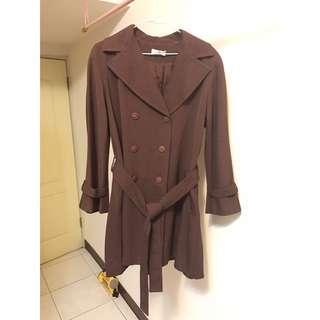 古著 雙排釦外套#十月女裝半價