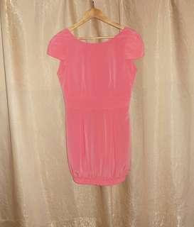 SALE Sexy Back Dress