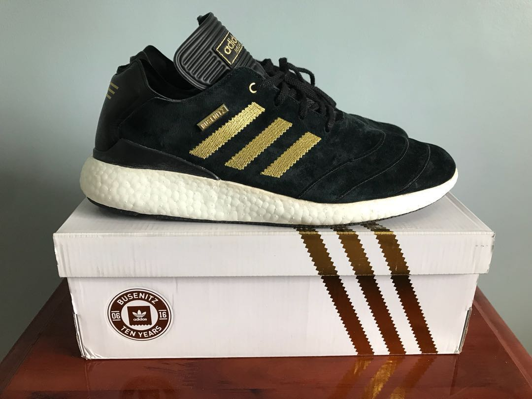 low priced 7785b 1d419 Adidas Busenitz Pure Boost 10 Yr Anniversary, Mens Fashion .