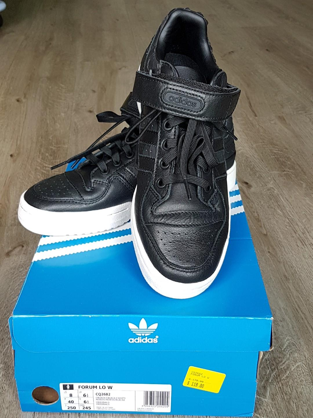 Adidas Forum Lo W Sneakers - Brand New