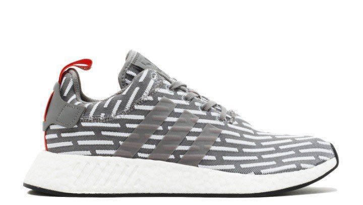 timeless design cca32 37cdf Adidas NMD R2 grey, Men s Fashion, Footwear, Sneakers on Carousell