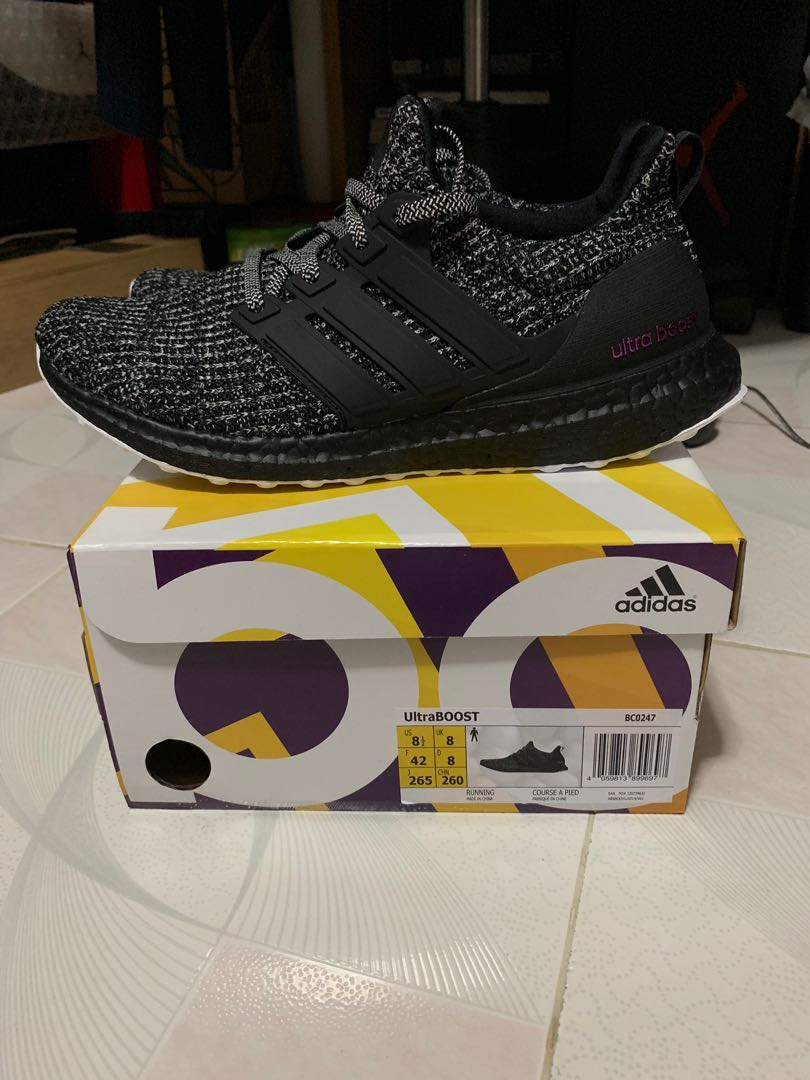 premium selection 3a35f be520 Adidas ultra boost 4.0 breast cancer (Kay Yow)