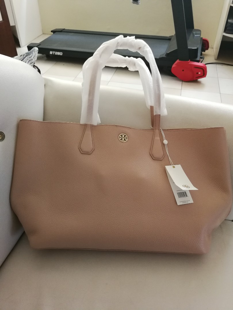 d7d0d6c392e Authentic Tory Burch Perry Tote Blush Pink