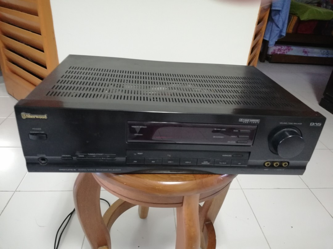 A/V receiver for sale (price reduced), Electronics, Audio on