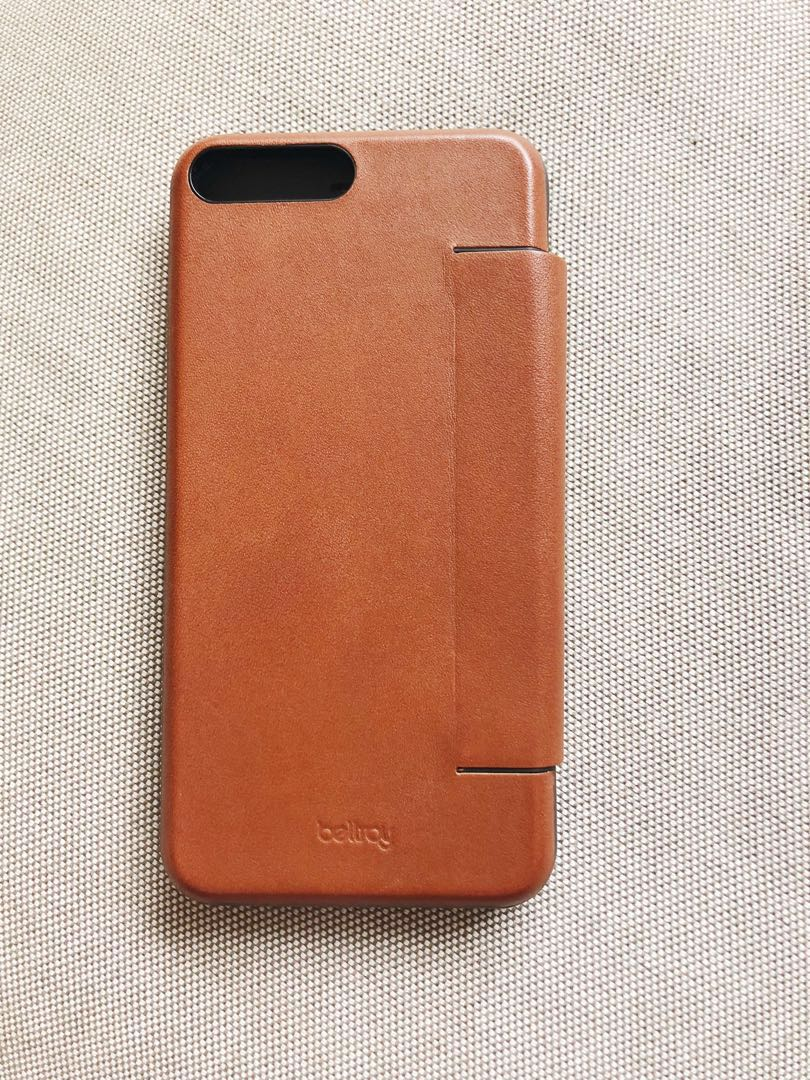 classic fit 23b2d 08787 Bellroy Phone Wallet for iPhone 7+/8+ in Caramel