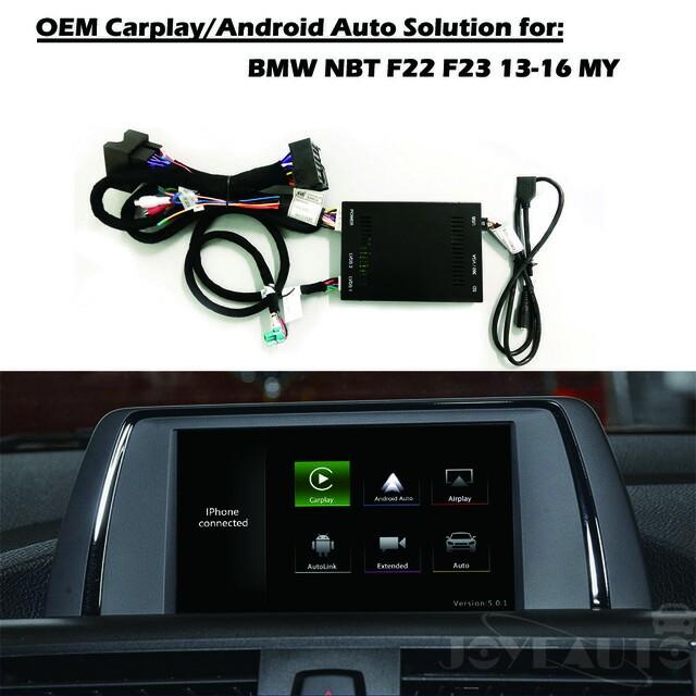 Bmw carplay /android auto/mirroring/Mp5
