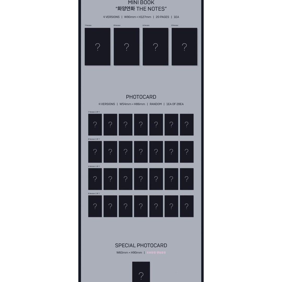 BTS 3rd Album Love Yourself: 'Tear' + Poster