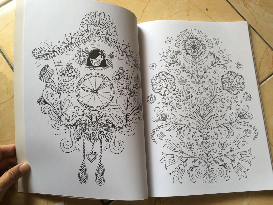 Coloring Book Dewasa