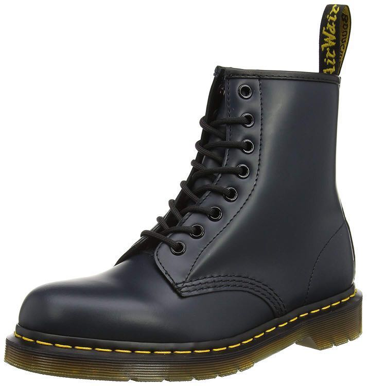 3937960d99a21 Dr Martens 1460 High Cut 8 Eyelet, Women's Fashion, Shoes, Boots on ...