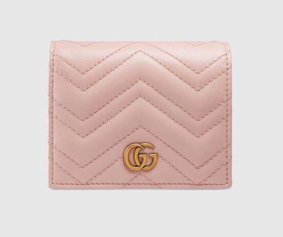 the best attitude 8cb9a f3236 Gucci Marmont Card Case
